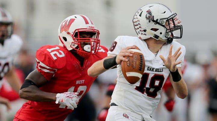Linebacker Daved Jones among those garnering college attention at Lakota West High School