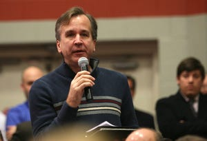 Manville Mayor Richard Onderko.