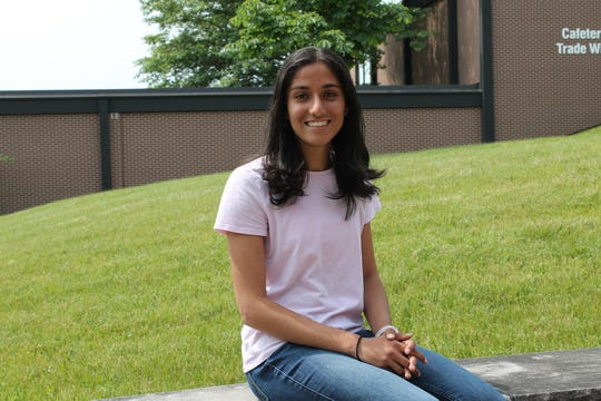 SCVTHS Senior Sonia Purohit was selected as the 2019 U.S. Presidential Scholar