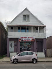 Hamtramck's Balkan House is located in the former Palma restaurant space on Caniff on the first floor of a multi-family house.