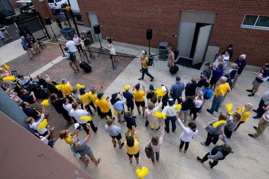 By starting later in March and ending in late June, Michigan coach Erik Bakich believes the Wolverines would draw larger crowds to Ray Fisher Stadium.