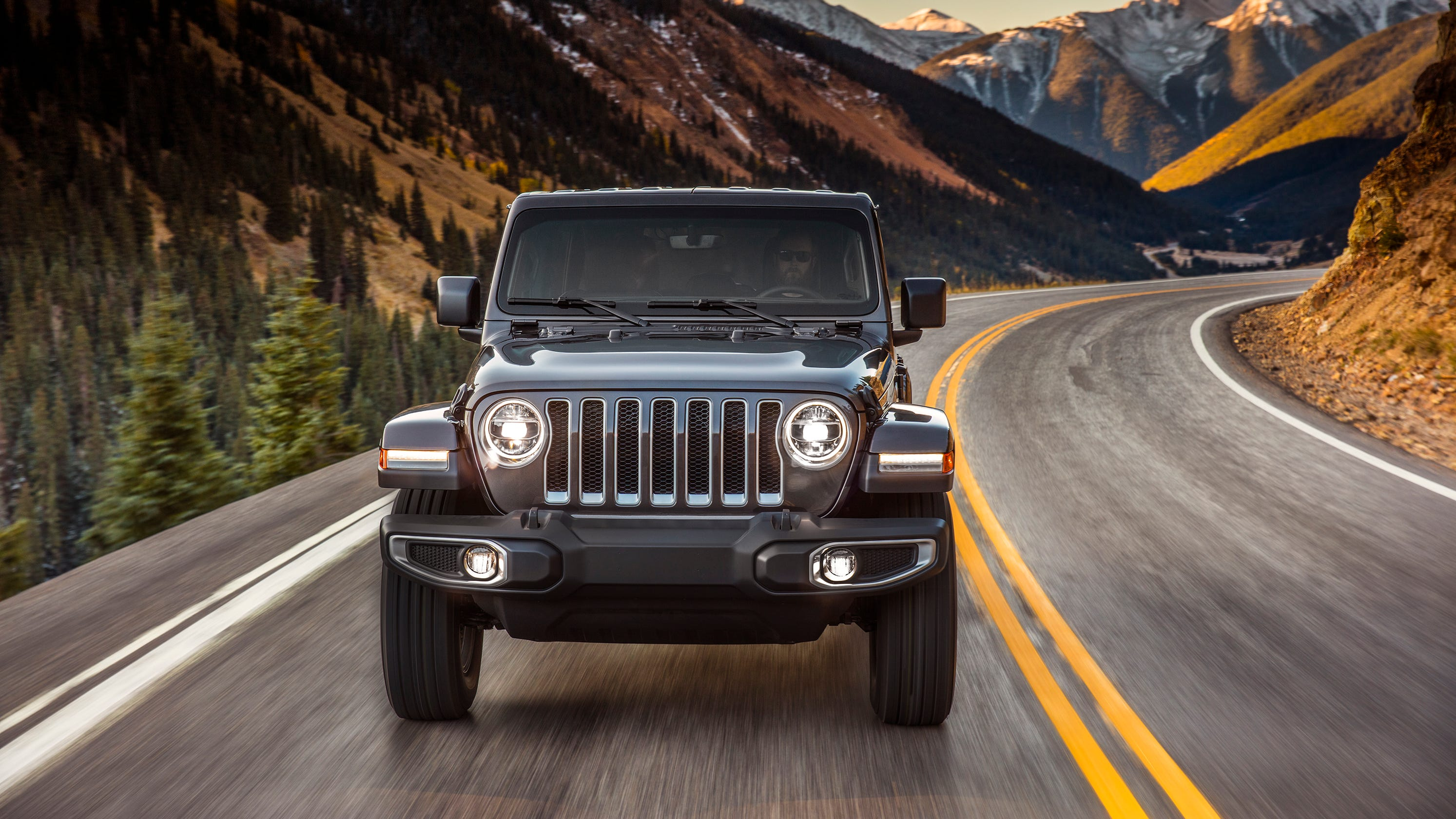 Death Wobble Jeep >> Fiat Chrysler sued over alleged Jeep Wrangler 'death wobble'