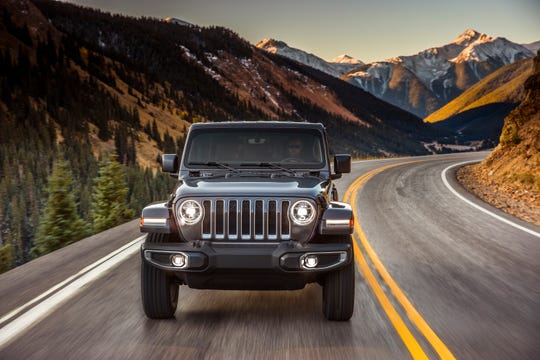 Death Wobble Jeep >> Fiat Chrysler Sued Over Alleged Jeep Wrangler Death Wobble