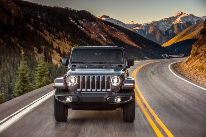 """Fiat Chrysler faces a class-action lawsuit   over a so-called """"death wobble"""" involving 2015-2018 Jeep Wranglers. The suit alleges the steering wheel of the  Jeeps can shake violently at highway speeds due to their solid front axle."""