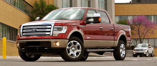 Ford recalls 1 3M vehicles for suspension, transmission problems
