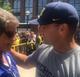 UM softball coach Carol Hutchins gets emotional talking about baseball team's run in NCAAs
