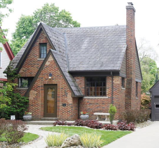 A home built in 1931 by Ypsilanti schoolteacher Florence Eddy will be on the 42nd annual History, Homes + Heritage Tour June 23 in Ypsilanti.