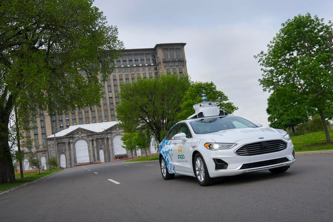 The new Ford Fusion Hybrid is a third-generation test vehicle that Argo AI is now deploying in collaboration with Ford in all five major cities of operation: Pittsburgh, Palo Alto, Miami, Washington and Detroit.