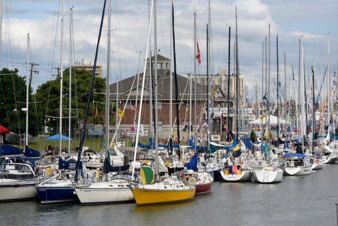 The Bayview Port Huron-to-Mackinac Race will begin July 20.