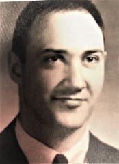 A young doctor Fuller McBride