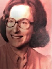 A young Dr. Betty Sanfelippo