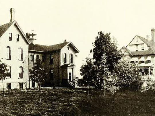 Former Fond du Lac County Poor House and Insane Asylum, with some buildings dating back to 1856. (Photo: Submitted photo)