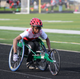 Lomira freshman finishes fifth in the 100-meter wheelchair dash at state