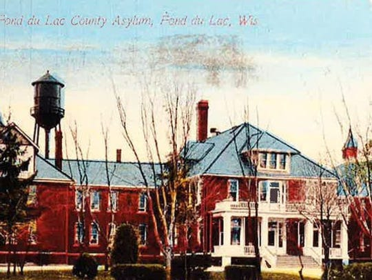 Fond du Lac County Poor House and Insane Asylum was once located where the Holiday Inn Convention Center is now located.
