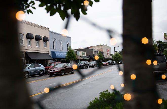 Main Street in Fountain Inn Wednesday, June 12, 2019.