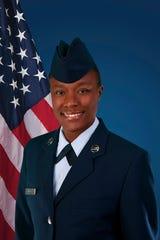 U.S. Air ForceAirman Skye R. Moses