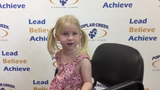 Here's a fun video of kindergartners offering advice to high school graduates in New Berlin.