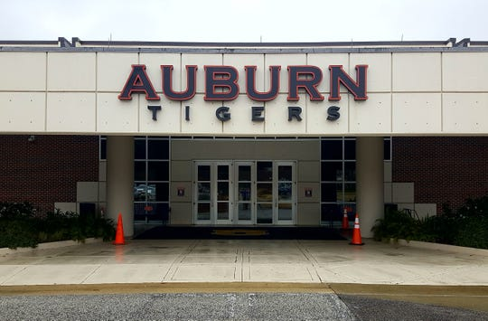 The Auburn Athletics Complex, which opened in 1989.