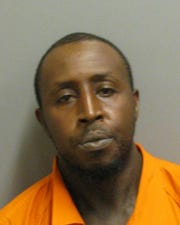 Arthur Casby was charged with four counts of first-degree robbery.