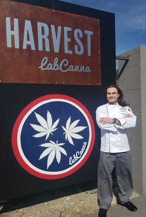 Chef Danny Davis at Harvest by LabCanna in Fairview will be cooking up a vast selection of dishes incorporating CBD or hemp.