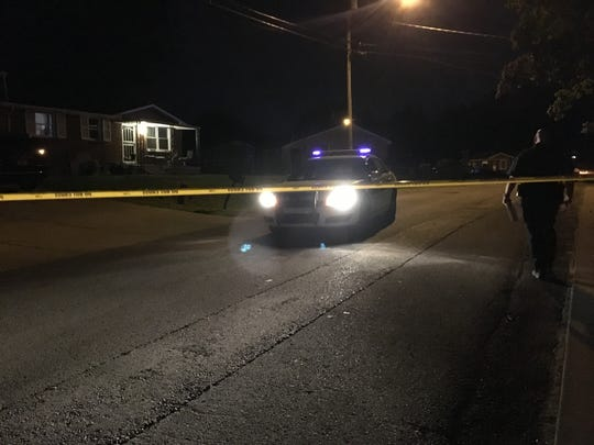 Nashville Police Officer Gene McCollum fired four shots at 18th Avenue Court near Buena Vista Park about 5:45 p.m. Tuesday, June 11, 2019, after police said Dylan Bailey, 20, rammed the Buick Rendezvous he was driving into the officer's car.