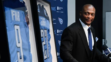 Tennessee Titans Football   Titans News, Schedule, Roster