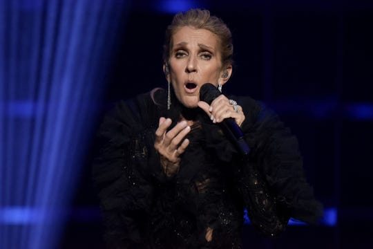Celine Dion has two concerts scheduled in Florida early next year.