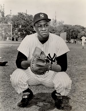 Elston Howard, a New York Yankees player and coach who had his number retired, was a popular Teaneck resident in the 1960s and 1970s.