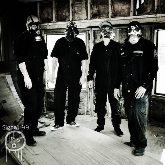 The Farmington metal band Signal 99 has found itself embroiled in a dispute with YouTube after one of its videos was removed from the site.