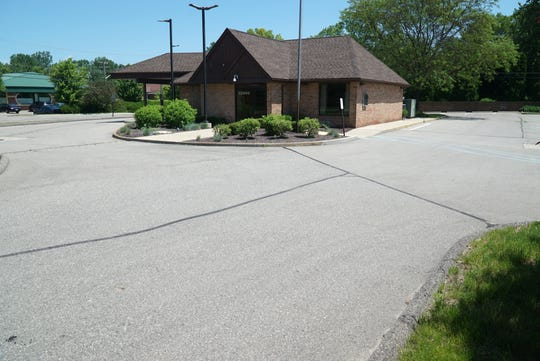 Lyon Township approved a proposal to place an urgent care facility at this former Bank of America location on Pontiac Trail just south of South Lyon's downtown.