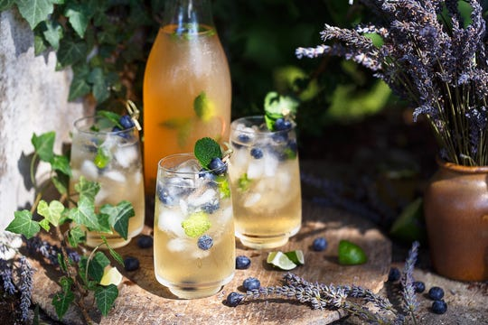 If you're looking to put a next-level spin on your favorite drink, put some herbs in it!