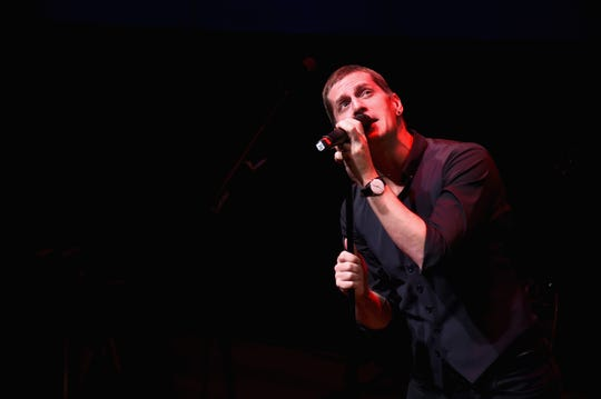 """Rob Thomas will visit Memphis on Friday as part of the """"Deck the Hall Ball"""" at the Orpheum."""
