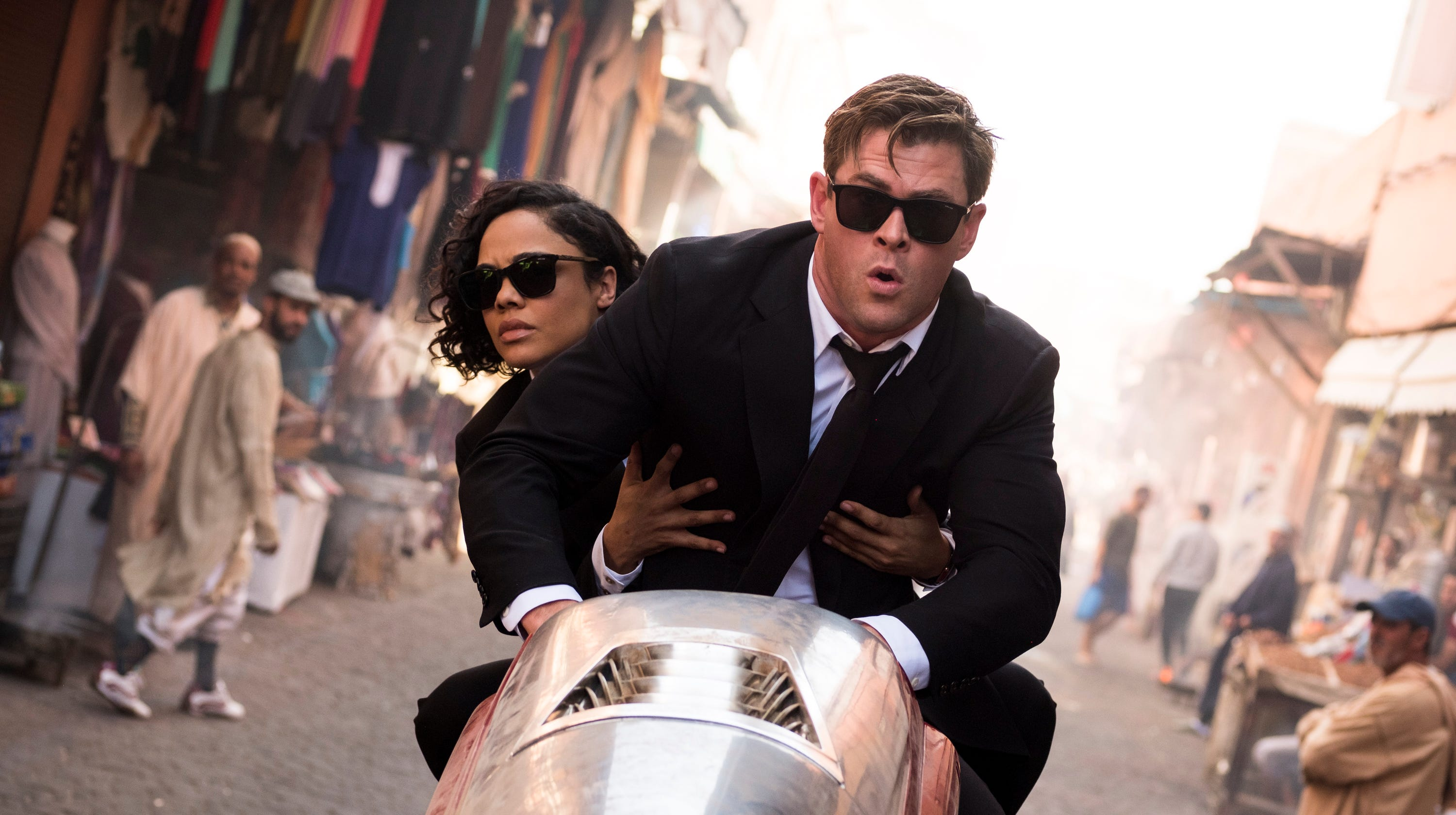 Men in Black: International' is a tired attempt at a reboot (review)
