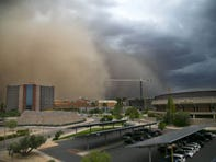 Arizona monsoon season: High heat could bring storms in Tucson, dust in the Phoenix area