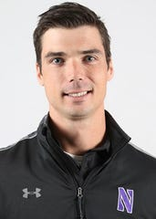 Tim McCormack is Arizona State's new lacrosse coach. He formerly was an assistant coach at Northwestern.