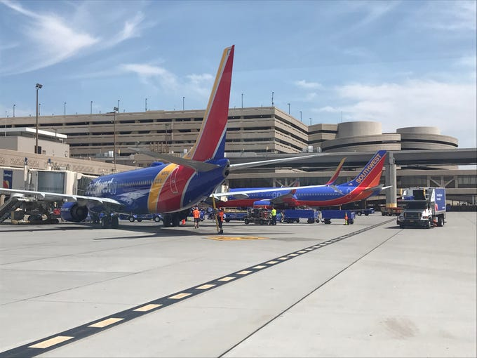 Sky Harbor estimates in 20 years it will need enough gates to accommodate more than 70 million passengers each year.