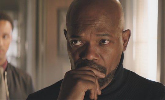 "Samuel L. Jackson stars in ""Shaft."""