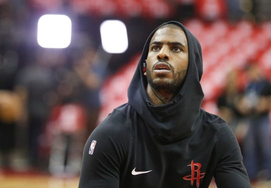 24. Chris Paul, $43.8 million, Basketball