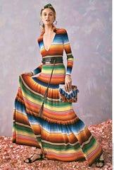 Los nuevos modelos de Carolina Herrera han motivado descontento en México.