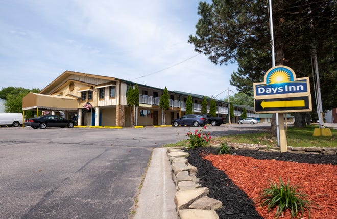 The city is still working with the owners of the Days Inn to make changes to the property and the hotel's operations.