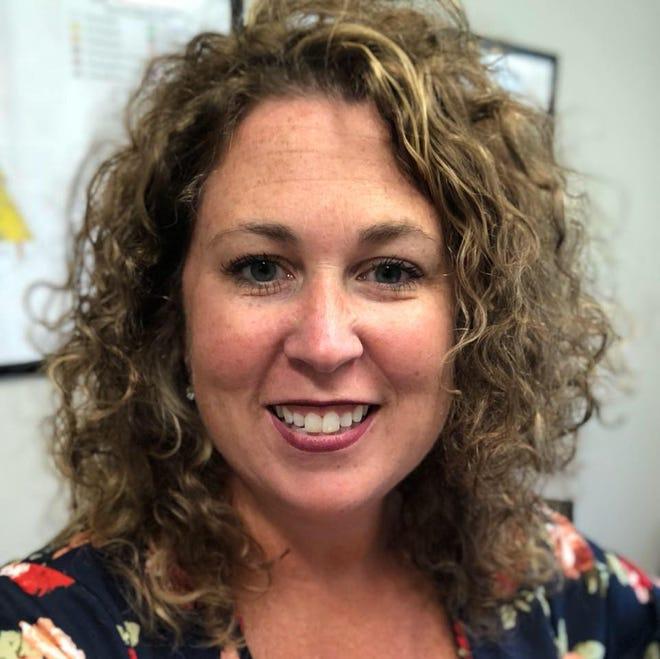 Jorja Baldwin, Fort Gratiot supervisor.