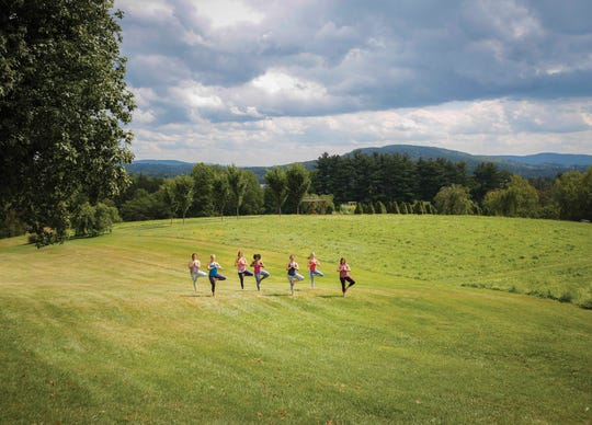 The Kripalu Center for Yoga & Health hosts three adult summer camps that offer yoga and movement classes along with a variety of outdoor activities.