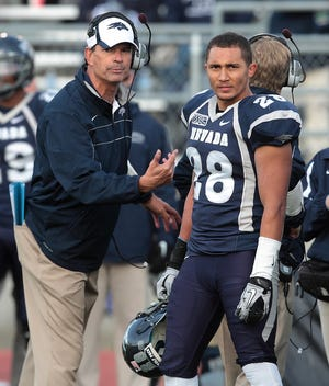 Mike Bradeson coached at Nevada in two long stints (1986 to 1991, and 2010-2016).