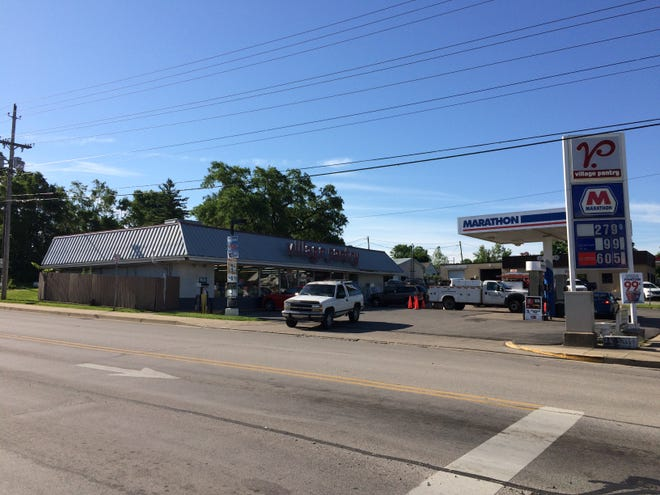 An unknown suspect demanded money Wednesday morning in the Village Pantry at 1201 S. Ninth St.
