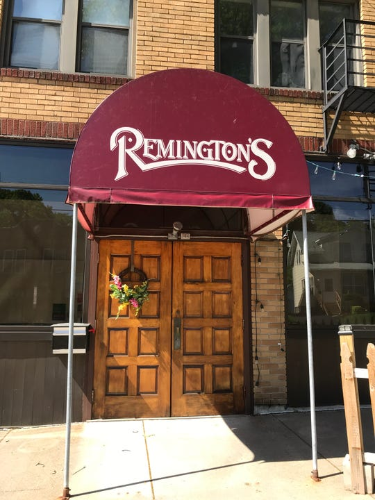 Remington's Restaurant on Merchants Road has closed.