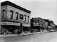 1956: Joseph Avenue at Vienna St. looking toward Central Ave. Shown are Arthur's Drug Store, Orgel's Toys and Berger Bakery.