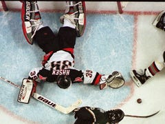 20 years later, 'No Goal' still haunts Sabres and fans