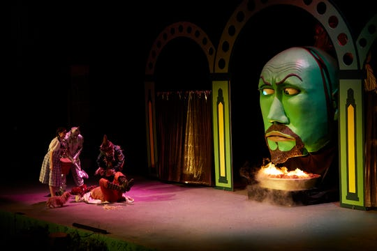 "STC's ""The Wizard of Oz"" attracted the company's largest-ever attendance."