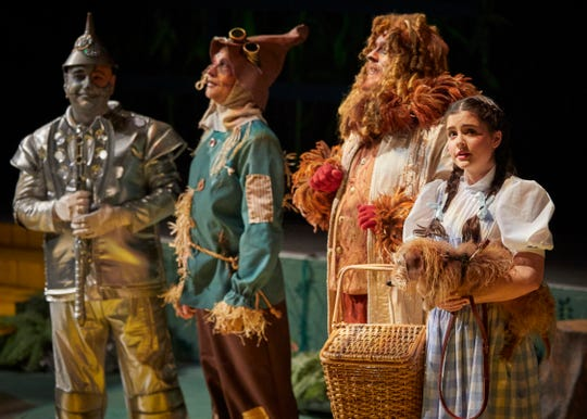 "STC closed its 2018-19 season with ""The Wizard of Oz."""