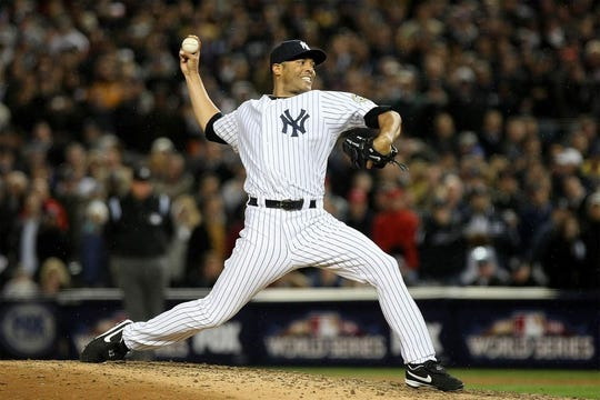 Mariano Rivera, the majors' all-time saves leader